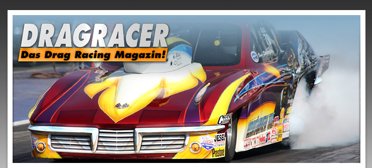 DRAGRACER - Das Drag Racing Magazin!